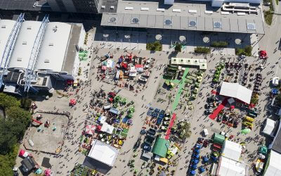 Welser Herbstmesse – Agro Tier