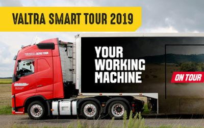 Valtra Smart Tour