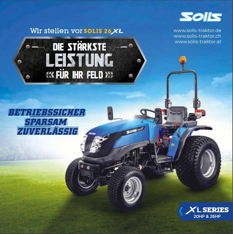 Solis26HP Bruschüre