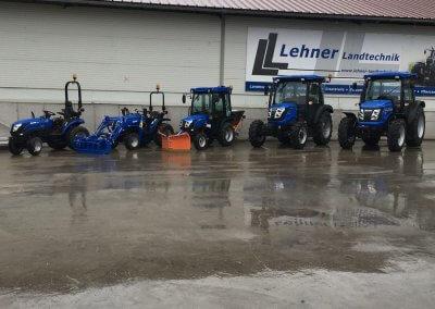 Solis Traktoren 30-90PS