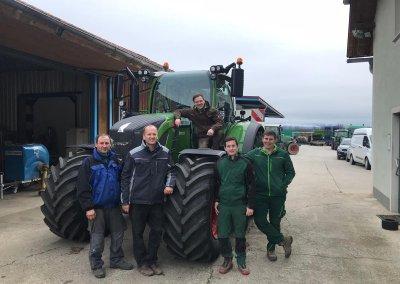 Traktorgemeinschaft Rappersdorf