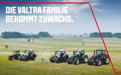 Die Valtra Familie bekommt Zuwachs!