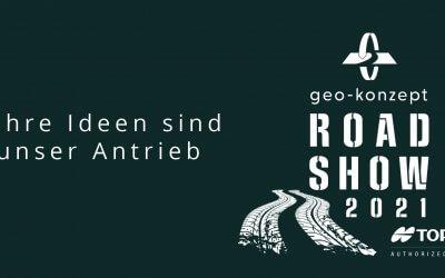 geo-konzept  ROAD SHOW 2021